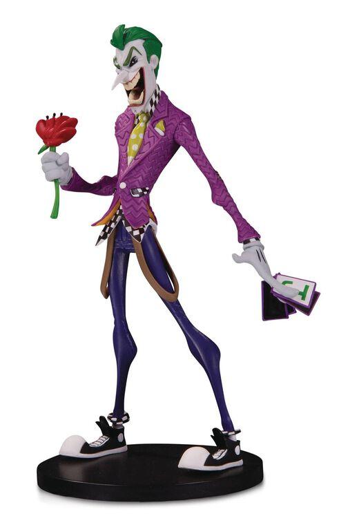 Statuette - DC Artists Alley - Le Joker par Hainanu Nooligan Saulque 17 cm