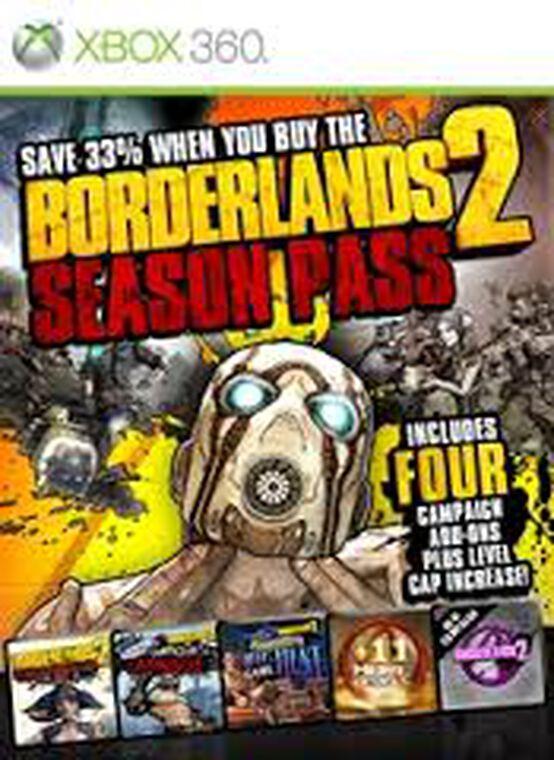 Borderlands 2 - Season Pass - Version digitale