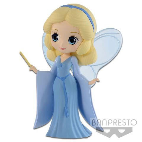 Figurine Q Posket Mini - Pinocchio - La Fée Bleue