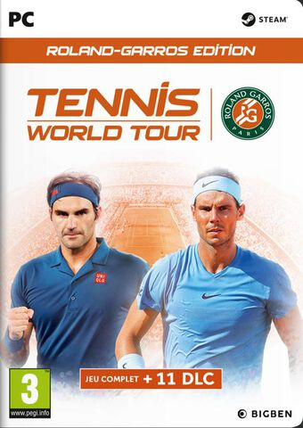 Tennis World Tour Roland Garros