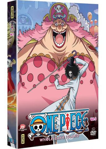 One Piece Whole Cake Island Vol.3