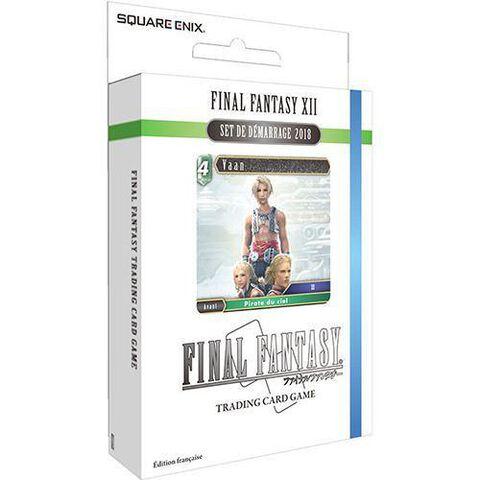 Starter - Final Fantasy - Set Ff XII