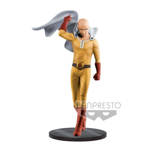 Figurine Premium - One Punch Man Dxf - Saitama