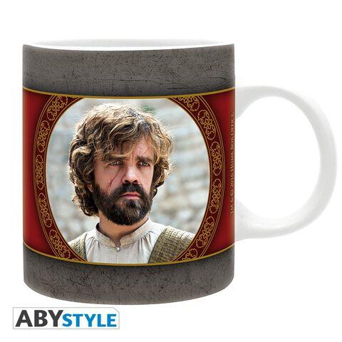 Mug - Game Of Thrones - Drunk Tyrion 320 Ml
