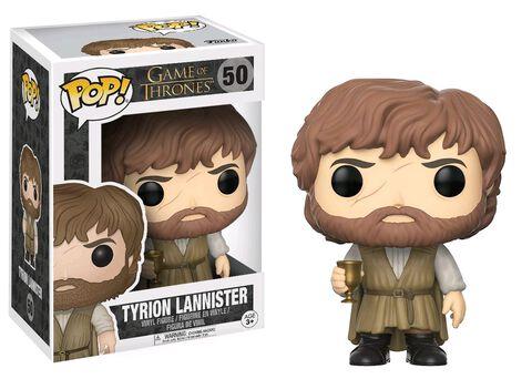 Figurine Funko Pop! N°50 - Game of Thrones - Tyrion