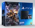 Pack PS4 500 Go Noire + Destiny : Le Roi Des Corrompus Edition Légendaire