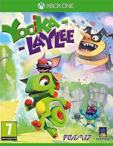 * Yooka-laylee