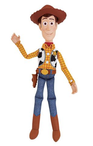 Figurine - Toy Story 4 - Woody Personnage Parlant