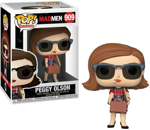 Figurine Funko Pop! N°909 - Mad Men S1 - Peggy