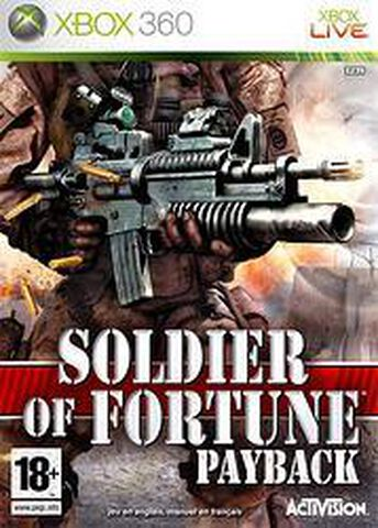 Soldier Of Fortune, Payback