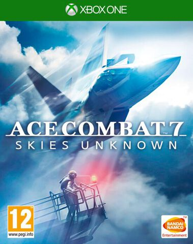 Ace Combat 7 Skies Unknown