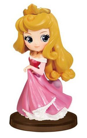 Figurine Q Posket - Disney - Petit-girls Festival Princesse Aurore