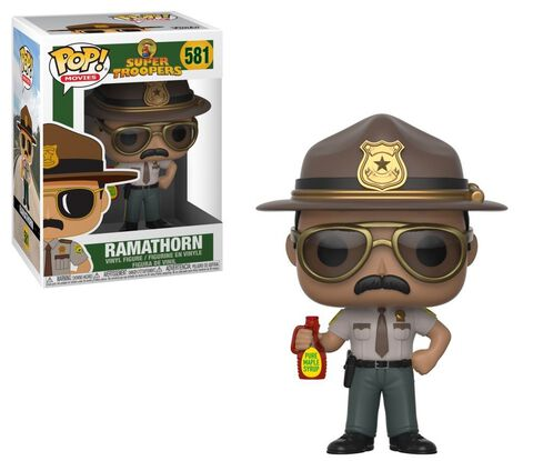 Figurine Funko Pop! N°581 - Super Troopers - Ramathorn