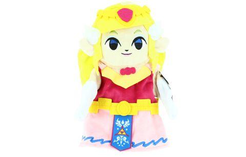 Marionnette Peluche - Zelda - Zelda - Exclusivité Micromania-Zing