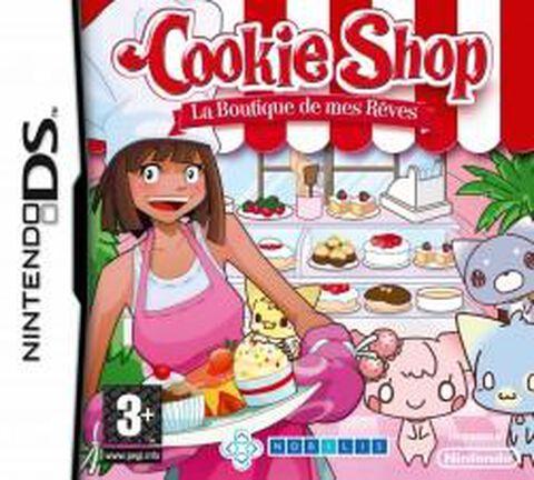 Cookie Shop, La Boutique De Mes Rêves