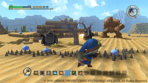 Dragon Quest Builders - Jeu complet - Version digitale