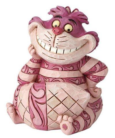 Figurine Disney Traditions - Alice au pays des merveilles - Cheshire Cat Mini