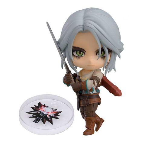 Figurine Nendoroid - The Witcher 3 Wild Hunt - Ciri Heo Exclusive 10 cm