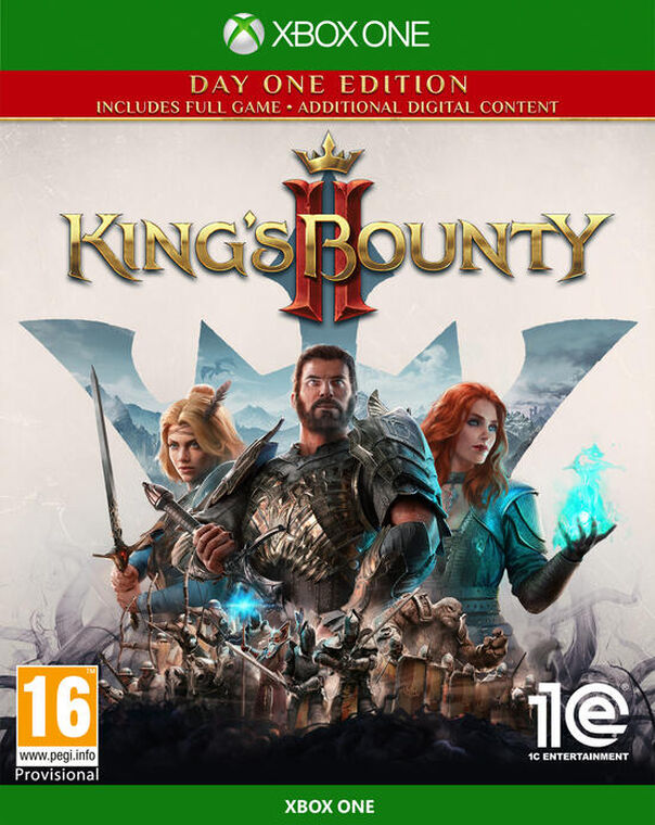 King's Bounty II Day One Edition