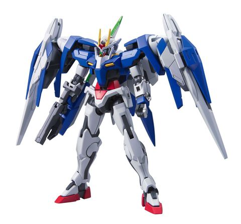 Maquette - Gundam - Hg 1/144 Oo Raiser + Gn Swordiii