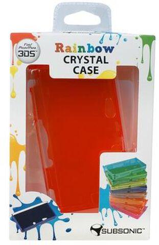 Coque De Protection (rainbow Crystal Case)