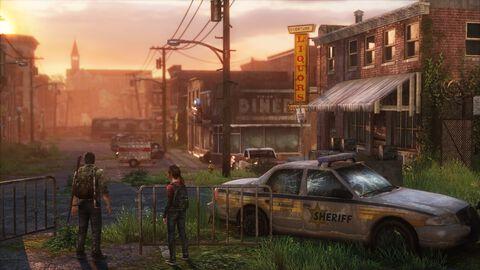 DLC Multi - The Last of Us : Territoires Abandonnés