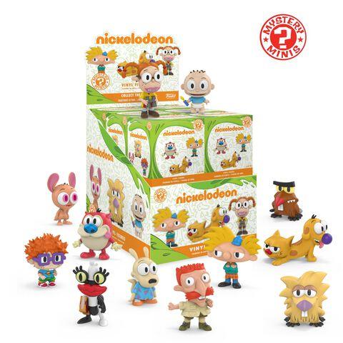 Figurine Mystere - Nickelodeon - 90's Nick Série 1 (exclu Gs)