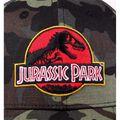 Casquette - Universal Jurassic Park - Logo camouflage - Taille unique