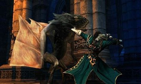 Castlevania Lords Of Shadow : Mirror Of Fate