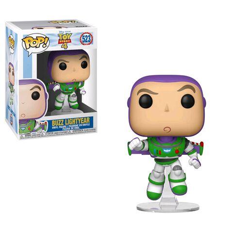 Figurine Funko Pop! N°523 - Toy Story 4 - Buzz l'éclair