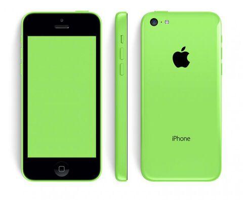Pack+ iPhone 5C 16Go Vert SFR