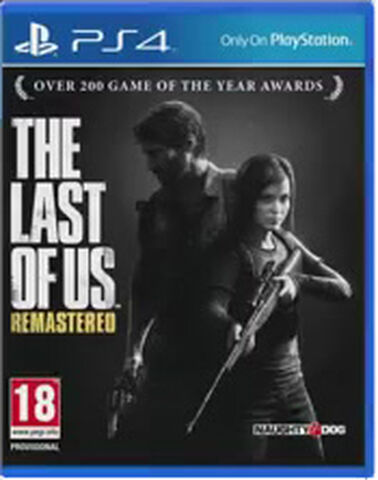The Last of Us : Remastered