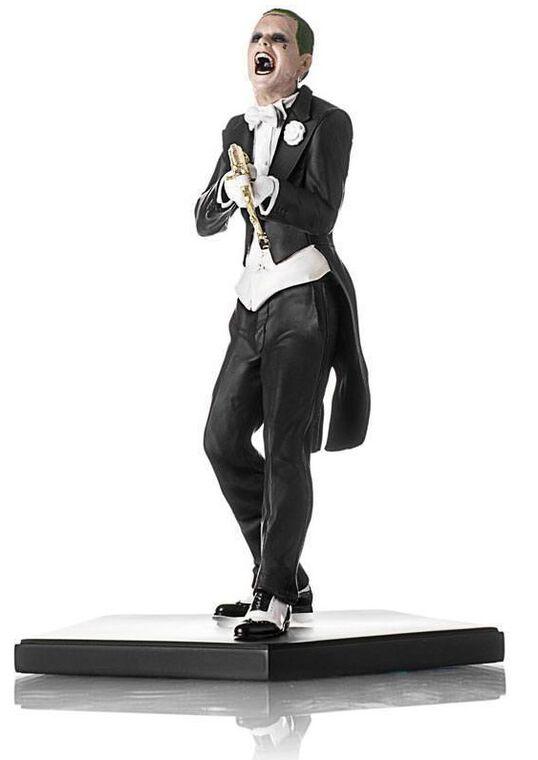 Statuette Iron Studio - Suicide Squad - Le Joker 18 cm