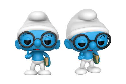 Figurine Funko Pop! N°271 - Les Schtroumpfs - Schtroumpf à lunettes
