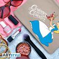 Trousse à maquillage - Alice au Pays des Merveilles - Alice Curiouser - Gris