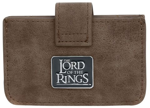 Porte-cartes - Le Seigneur des Anneaux - Emblème feuille de Lorien - Galadriel