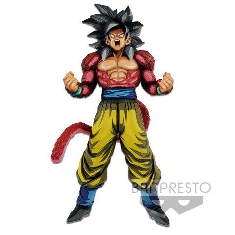 Statuette Super Master Stars Piece - Dragon Ball Gt - Super Saiyan 4 Sangoku Man