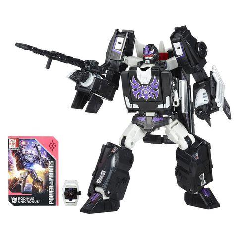 Figurine - Transformers - Gen Primes Leader Rodimus Unicronus