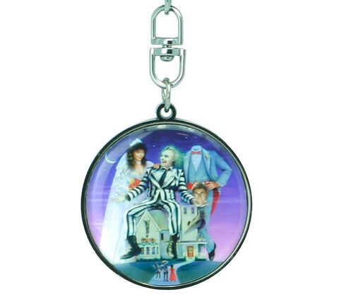 Porte-clés - Beetlejuice - Beetlejuice and Maitland Couple