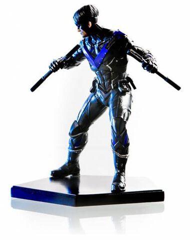 Statuette Iron Studio - Batman Arkham Knight - Nightwing 1/10