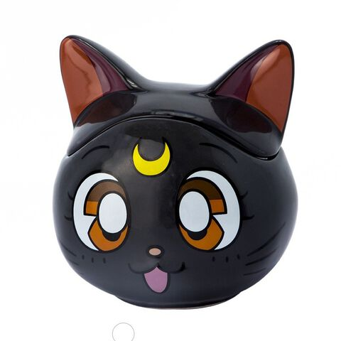 Mug - Sailor Moon - Luna 3D