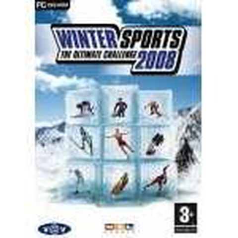 Rtl Winter Sports 2008, The Ultimate Challenge