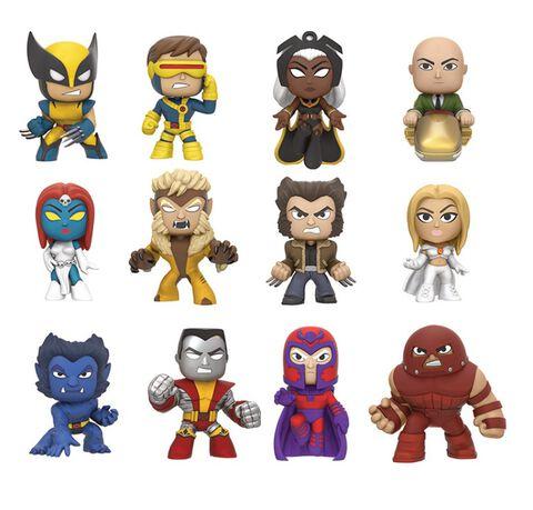 Figurine Mystère - X-Men - Personnages