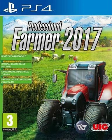Professionnal Farmer 2017
