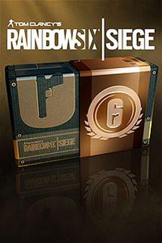 Dlc Rainbow Six Siege 600 Rainbow Credits Xbox One