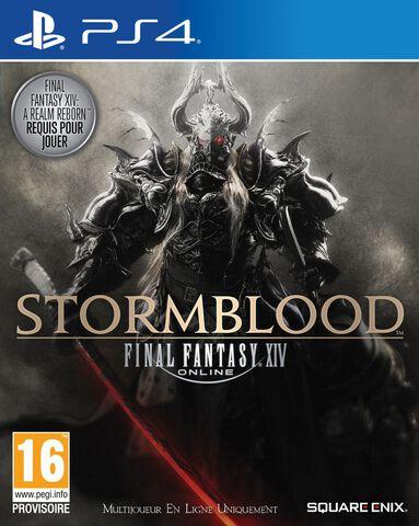 Final Fantasy XIV : Stormblood