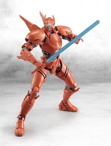 Figurine Robot Spirits - Pacific Rim : Uprising - Saber Athena 15 cm