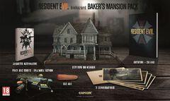 Baker's Mansion Pack Resident Evil 7