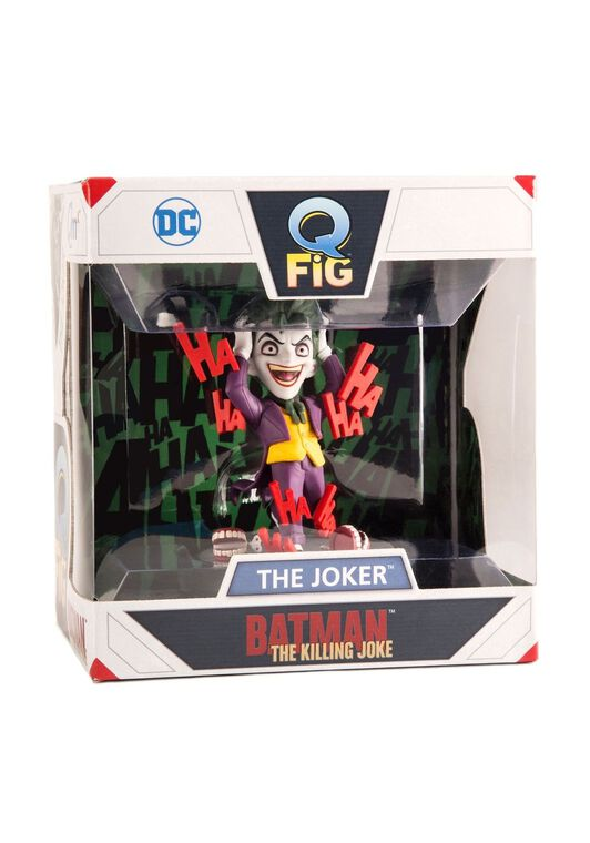 Statuette Q-fig - Batman : The Killing Joke - Joker 10 cm