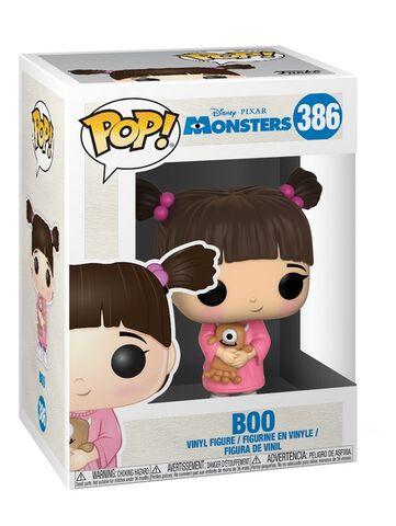 Figurine Funko Pop! N°386 - Monstres Et Cie - Boo